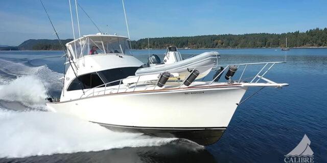 1994 Ocean Yachts 48 Super Sport