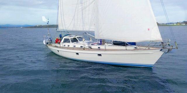 2000 49′ Van de Stadt – Samoa 49
