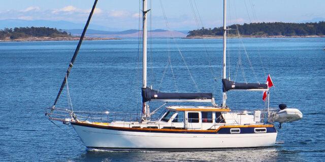 1991 Nauticat 38 – LUMARA